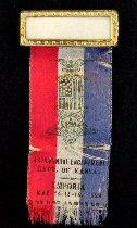 1929 Emporia, Kansas, G.A.R. Badge/Ribbon