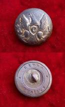 Beautiful Eagle -C- Cavalry Coat Button