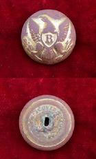 Beautiful Eagle R Rifleman's Coat Button