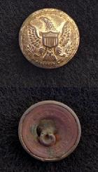Nicely Gilted US Staff Officers Coat Button
