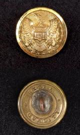 Beautiful Non Dug GS13 Staff Officer's Coat Button