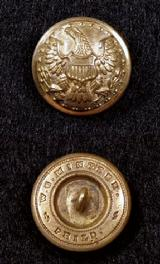 Beautifully Gilted GS15 US Staff Officers Coat Button