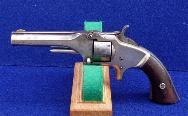 Fine Smith & Wesson No. 1 Seven-Shot .22 Revolver - Mid 1862 Production