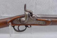Fine P1858 British Enfield Navy Rifle - With Star & TC Marking Indicating probable purchase by the State of Louisiana