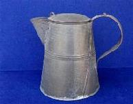 Nice All Soldered Civil War Period Coffee Pot