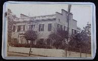 Excellent & Rare Cdv Image of the Balfour House in Vicksburg, Mississippi