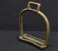 Fine Non-Dug US M1833 Dragoon Stirrup