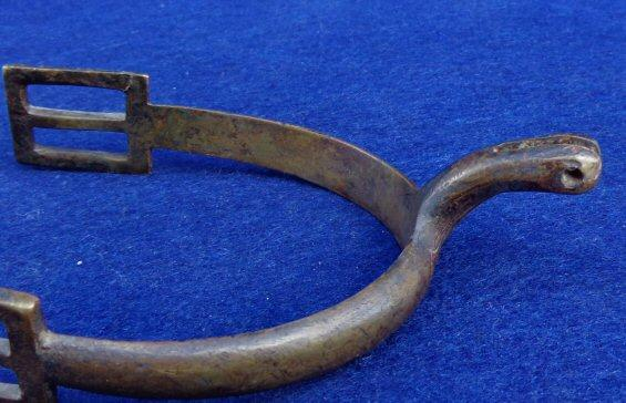 Very Nice Non Dug US M1859 Trooper's Cavalry Spur