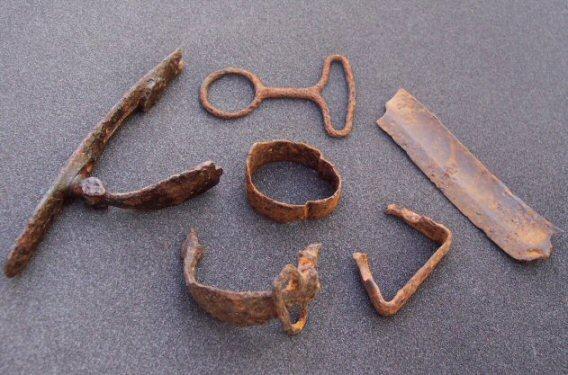 CampSite Artifacts