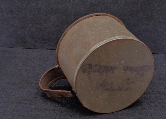 Nice Relic Condition Civil War Period Tin Cup