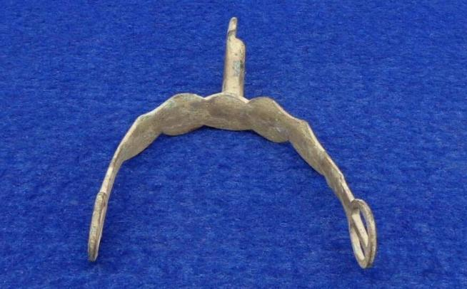 Fine Dug Civil War Period Civilian Spur - Often Recovered in Campsites