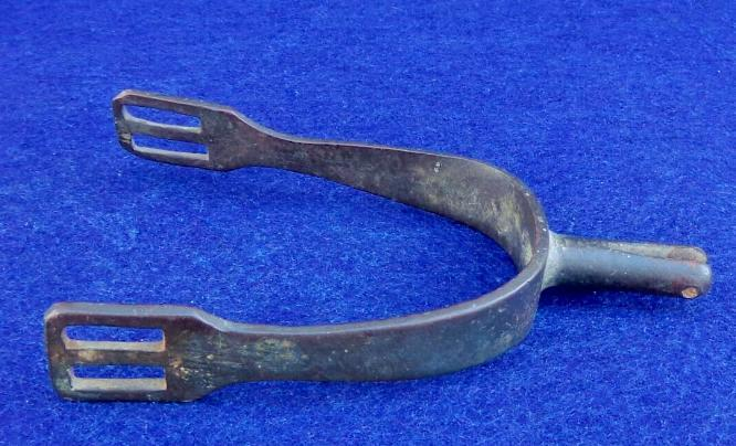 "Exellent Dug Confederate ""Brandy Station"" Pattern Cavalry Spur"