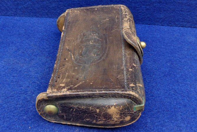 Fine M1885 US Army McKeever .45-.70 Cartridge Box