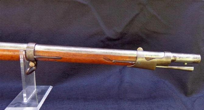 Nice Fully Functional 1828 Austrian .69 Caliber Musket w/Bayonet
